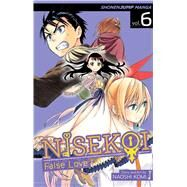 Nisekoi: False Love, Vol. 6 by Komi, Naoshi, 9781421565866