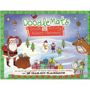Doodle and Activity Advent Placemats by Barder, Gemma, 9781438005867
