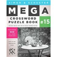 Simon & Schuster Mega Crossword Puzzle Book by Samson, John M., 9781501115868