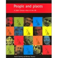 People and Places by Dorling, Daniel, 9781861345868