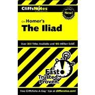 CliffsNotes on Homer's The Iliad by Linn, Bob, 9780764585869