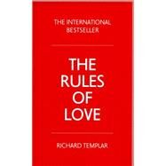 The Rules of Love by Templar, Richard, 9781292085869