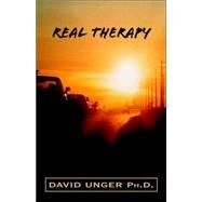 Real Therapy by Unger, David, 9781401045869