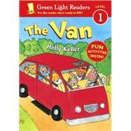 The Van by Keller, Holly, 9780152065874