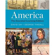 America by Shi, David E.; Tindall, George Brown; Anderson, Erik (CON); Lee, Jonathan (CON), 9780393935875