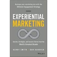 Experiential Marketing by Hanover, Daniel; Hanover, Dan, 9781119145875