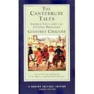 Canterbury Tale Nce2E PA by Chaucer,Geoffrey, 9780393925876