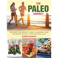 The Paleo Journey by Mcgrath, Simone, 9781510705876