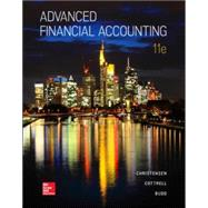 Advanced Financial Accounting by Christensen, Theodore; Cottrell, David; Budd, Cassy, 9780078025877