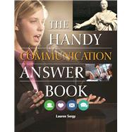 The Handy Communication Answer Book by Sergy, Lauren, 9781578595877