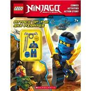 Attack of the Sky Pirates (LEGO Ninjago: Activity Book with Minifigure) by Ameet Studio, 9780545905879