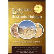 Diccionario Bíblico Ilustrado Holman Revisado y Aumentado by Unknown, 9780805495881