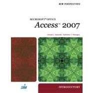 New Perspectives on Microsoft Office Access 2007, Introductory by Adamski, Joseph J.; Finnegan, Kathy T., 9781423905882