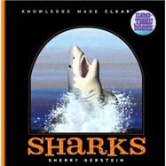 See-thru Sharks by Gerstein, Sherry, 9781606845882