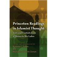 Princeton Readings in Islamist Thought by Euben, Roxanne Leslie, 9780691135885