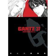 Gantz Volume 37 by OKU, HIROYAOKU, HIROYA, 9781616555887