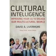 Cultural Intelligence by Livermore, David A., 9780801035890