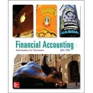 Financial Accounting: Information for Decisions by Wild, John, 9780078025891
