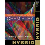 Principles of Modern Chemistry, Hybrid Edition (with OWLv2 Printed Access Card) by Oxtoby, David W.; Gillis, H. Pat; Butler, Laurie J., 9781305395893