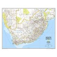 South Africa Classic by National Geographic Maps, 9781597755894