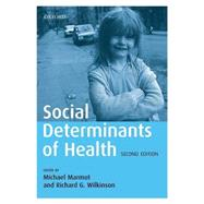 Social Determinants of Health by Marmot, Michael; Wilkinson, Richard G., 9780198565895