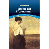 Tess of the D'Urbervilles by Hardy, Thomas, 9780486415895