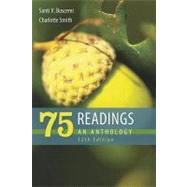 75 Readings: An Anthology by Buscemi, Santi; Smith, Charlotte, 9780073405896