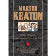 Master Keaton, Vol. 1 by Urasawa, Naoki; Nagasaki, Takashi; Katsushika, Hokusei, 9781421575896