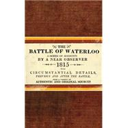 The Battle of Waterloo by , 9781472805898