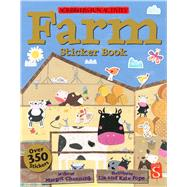 Farm Sticker Book by Channing, Margot; Pope, Liz; Pope, Kate, 9781909645899