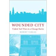 Wounded City Violent Turf Wars in a Chicago Barrio by Vargas, Robert, 9780190245900