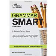 Grammar Smart, 3rd Edition by Princeton Review, 9780804125901