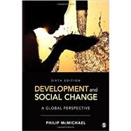 Development and Social Change by McMichael, Philip, 9781452275901