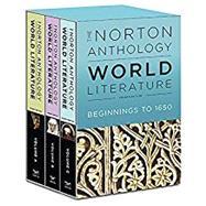 The Norton Anthology of World Literature (Fourth Edition) (Vol. Package 1: Volumes A, B, C) Fourth Edition by Puchner, Martin; Akbari, Suzanne; Denecke, Wiebke; Fuchs, Barbara; Levine, Caroline, 9780393265903