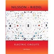 Electric Circuits Plus MasteringEngineering with Pearson etext -- Access Card Package by Nilsson, James W.; Riedel, Susan, 9780133875904