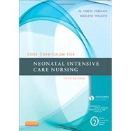 Core Curriculum for Neonatal Intensive Care Nursing by Verklan, M. Terese, Ph.D., 9780323225908