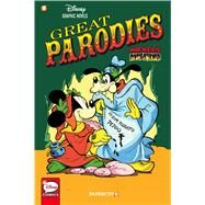 Disney Graphic Novels #4: Great Parodies Mickey's Inferno by Disney; Martina, Guido; Bioletto, Angelo, 9781629915913