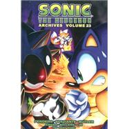 Sonic the Hedgehog Archives 23 by SONIC SCRIBES, 9781936975914