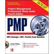 PMP Project Management Professional Study Guide, Fourth Edition by Phillips, Joseph, 9780071775915