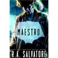 Maestro by Salvatore, R. A., 9780786965915