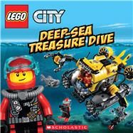 Deep-Sea Treasure Dive (LEGO City: 8x8) by King, Trey; Hyland, Greg, 9780545905916