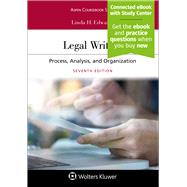 Legal Writing by Edwards, Linda H., 9781454895916