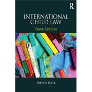 International Child Law by Buck; Trevor, 9780415825917