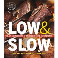 Low & Slow: The Art and Technique of Braising, BBQ, and Slow Roasting by Briggs, Robert; Mansfield, Phil, 9781118105917