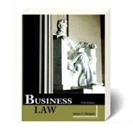 Business Law 5- Loose-Leaf by BVT, 9781627515917
