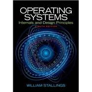 Operating Systems Internals and Design Principles by Stallings, William, 9780133805918