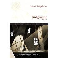Judgment by Bergelson, David; Murav, Harriet; Senderovich, Sasha, 9780810135918