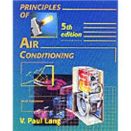Principles of Air Conditioning 9780827365919N