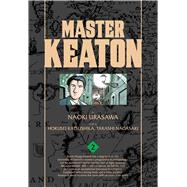 Master Keaton, Vol. 2 by Urasawa, Naoki; Katsushika, Hokusei; Nagasaki, Takashi, 9781421575919