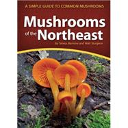 Mushrooms of the Northeast A Simple Guide to Common Mushrooms by Marrone, Teresa; Sturgeon, Walt, 9781591935919